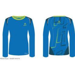 T-shirty chłopięce: Huari Koszulka dziecięca CAMP KIDS LONGSLEEVE niebieska r. 134 cm