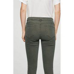 Mango - Jeansy Paty1. Szare jeansy damskie Mango, z bawełny. W wyprzedaży za 69,90 zł.