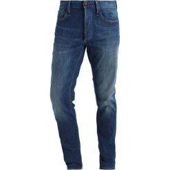 Denham RAZOR Jeansy Slim Fit blue denim. Niebieskie jeansy męskie relaxed fit marki Criminal Damage. Za 669,00 zł.