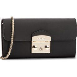 Torebka FURLA - Metropolis 922763 E EP81 VFO Onyx. Czarne torebki klasyczne damskie Furla, ze skóry. Za 1105,00 zł.