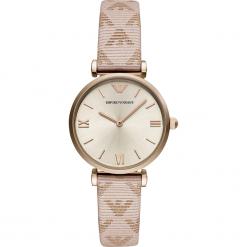 Zegarek EMPORIO ARMANI - Gianni T-Bar AR11126 Pink/Pink. Czerwone zegarki damskie Emporio Armani. Za 1245,00 zł.
