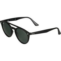 RayBan Okulary przeciwsłoneczne black. Czarne okulary przeciwsłoneczne damskie lenonki Ray-Ban. Za 559,00 zł.
