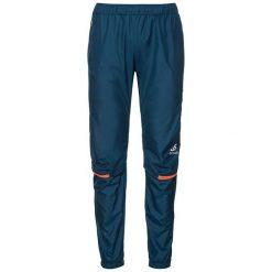 Odlo Spodnie tech. Odlo Pants MILES                              - 622152 - 622152/20333/L. Szare spodnie sportowe damskie marki Odlo. Za 318,02 zł.