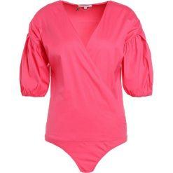 Bluzki asymetryczne: Patrizia Pepe CAMICIA Bluzka pink buble