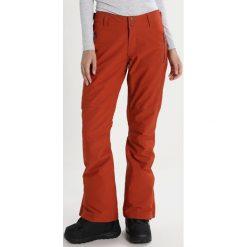 Roxy CABIN Spodnie narciarskie rooibos tea. Czerwone bryczesy damskie Roxy, s, z materiału, narciarskie. W wyprzedaży za 359,55 zł.