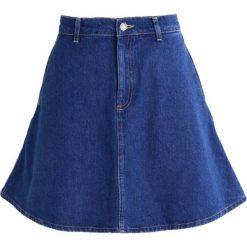Spódniczki: Miss Selfridge Spódnica trapezowa indigo