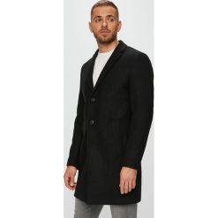 Premium by Jack&Jones - Płaszcz. Brązowe płaszcze na zamek męskie marki Cropp, na zimę, l, sportowe. Za 499,90 zł.