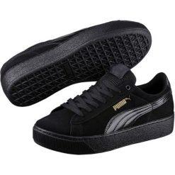 Puma Buty Vikky Platform Black 37,5. Czarne buty sportowe damskie marki Puma. W wyprzedaży za 229,00 zł.