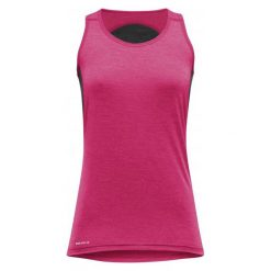 Devold Termoaktywna Koszulka Na Ramiączkach Running Singlet Lollipop L. Niebieskie bluzki sportowe damskie marki bonprix, z nadrukiem, na ramiączkach. W wyprzedaży za 199,00 zł.
