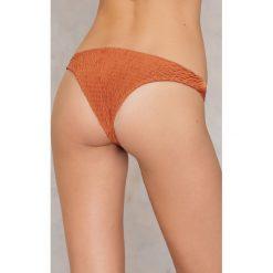 Hot Anatomy Dół bikini Wrinkled - Orange. Białe bikini marki Hot Anatomy. Za 64,95 zł.