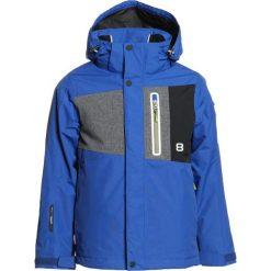 8848 Altitude NEW LAND Kurtka przeciwdeszczowa blue. Niebieskie kurtki chłopięce przeciwdeszczowe marki bonprix, sportowe, z kapturem. W wyprzedaży za 412,30 zł.