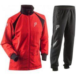 Bjorn Daehlie Zestaw Do Narciarstwa Biegowego Suit Technic Women Red S. Czerwone kurtki damskie narciarskie Bjorn Daehlie, s. W wyprzedaży za 529,00 zł.