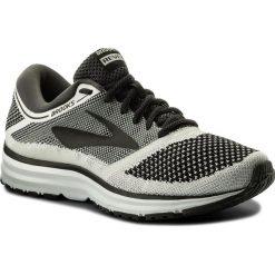 Buty BROOKS - Revel 110260 1D 155 White/Anthracite/Black. Białe buty do biegania męskie Brooks, z materiału. W wyprzedaży za 369,00 zł.
