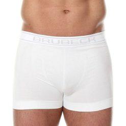 Majtki męskie: Brubeck Bokserki męskie Comfort Cotton białe r. M (BX00501A)