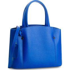 Torebki klasyczne damskie: Torebka CREOLE – K10536  Niebieski