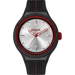 Zegarki damskie: Zegarek kwarcowy w kolorze czerwono-srebrno-czarnym