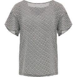 WEEKEND MaxMara GALOPPO Bluzka schwarz. Czarne bluzki asymetryczne WEEKEND MaxMara, s, z jedwabiu. Za 479,00 zł.