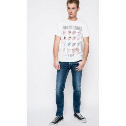 Pepe Jeans - Jeansy. Niebieskie jeansy męskie regular Pepe Jeans. W wyprzedaży za 269,90 zł.
