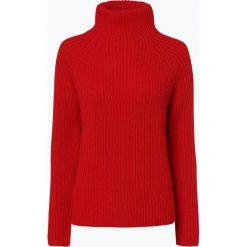 Drykorn - Sweter damski z dodatkiem alpaki – Arwen, czerwony. Czerwone swetry klasyczne damskie DRYKORN, s, z dzianiny. Za 569,95 zł.