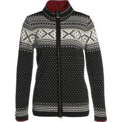 Swetry klasyczne damskie: Dale of Norway VALLE Sweter black/off white