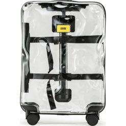 Walizka Share Transparent średnia. Szare walizki Crash Baggage, w kolorowe wzory, z materiału, średnie. Za 1200,00 zł.