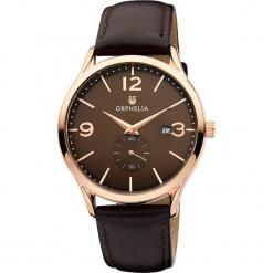 Zegarek kwarcowy w kolorze brązowo-różowozłotym. Brązowe, analogowe zegarki męskie Esprit Watches, metalowe. W wyprzedaży za 136,95 zł.