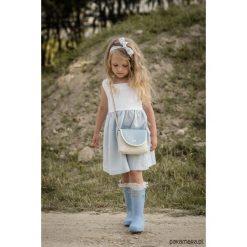 Sukienka Sky. Niebieskie sukienki dziewczęce z falbanami Pakamera. Za 127,00 zł.