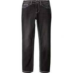 """Dżinsy Slim  Fim bonprix czarny """"stone"""". Niebieskie jeansy męskie slim marki House. Za 79,99 zł."""