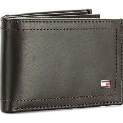 Portfele męskie: Duży Portfel Męski TOMMY HILFIGER – Harry Mini Cc Flap And Coin Pocket AM0AM01257 244