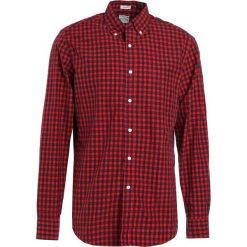 Koszule męskie na spinki: J.CREW SLIM FIT WASHED APPATOW PLAID Koszula harvest red