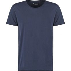 T-shirty męskie: Knowledge Cotton Apparel BASIC FIT ONECK Tshirt basic dunkelblau