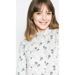 Medicine - Koszula Xmas. Szare koszule damskie marki MEDICINE, s, z materiału, casualowe, z klasycznym kołnierzykiem, z długim rękawem. W wyprzedaży za 59,90 zł.