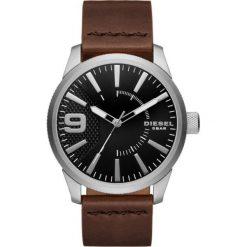 Diesel - Zegarek DZ1802. Czarne zegarki męskie Diesel, szklane. Za 599,90 zł.
