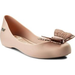 Baleriny ZAXY - Butterfly Kids 82412 J. Róż 01276 Y385014. Czerwone baleriny damskie Zaxy, z tworzywa sztucznego. W wyprzedaży za 109,00 zł.
