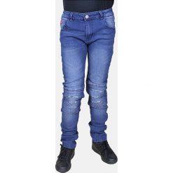 Odzież dziecięca: Dżinsy w kolorze niebieskim