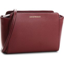 Torebka EMPORIO ARMANI - Y3B084 YH15A 82757  Bordeaux/Stone. Czerwone torebki klasyczne damskie Emporio Armani, ze skóry ekologicznej. W wyprzedaży za 449,00 zł.