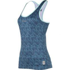 ELBRUS Koszulka Yamba Wo's Emerald Mosaic Print niebieska r. S. Niebieskie topy sportowe damskie marki ELBRUS, s. Za 48,38 zł.