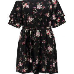 Sukienki hiszpanki: City Chic DRESS DREAMING Sukienka letnia black
