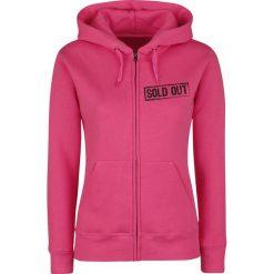 Black Was Sold Out! Bluza z kapturem rozpinana damska różowy (Fuchsia). Czerwone bluzy rozpinane damskie marki Black Was Sold Out!, s, z nadrukiem, z kapturem. Za 164,90 zł.