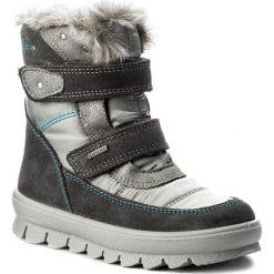 Kozaki dziewczęce: Śniegowce SUPERFIT – GORE-TEX 1-00214-06 M Stone Kombi