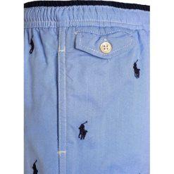Polo Ralph Lauren TRAVELER SWIMWEAR BOXER Szorty kąpielowe blue. Niebieskie spodenki chłopięce Polo Ralph Lauren, z bawełny, sportowe. Za 229,00 zł.