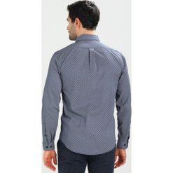 Koszule męskie na spinki: Lindbergh MIX DESIGN Koszula blue