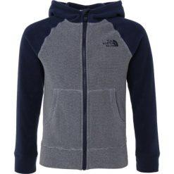 The North Face GLACIER  Kurtka z polaru grey. Niebieskie kurtki dziewczęce sportowe marki The North Face. Za 199,00 zł.