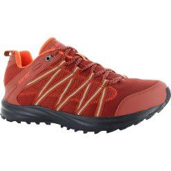 Buty sportowe męskie: Hi-tec Buty męskie Trail Lite czerwono-pomarańczowe r. 39