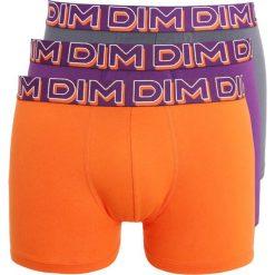 Bokserki męskie: DIM POWER FULL 3 PACK Panty cassis/orange/grey lead