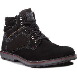 Kozaki LASOCKI FOR MEN - MI07-A355-A206-35BIG Black. Czarne buty zimowe męskie Lasocki For Men, z nubiku. Za 229,99 zł.