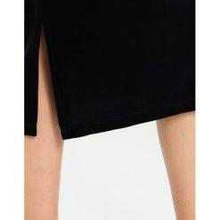 Sukienki hiszpanki: Tiger of Sweden Jeans MACEN Sukienka z dżerseju black