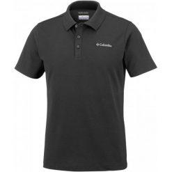 Koszulki polo: Columbia Koszulka Męska Elm Creek Stretch Polo,  Black S