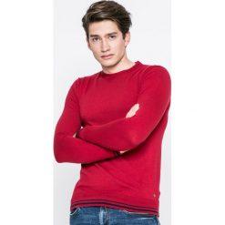 Swetry klasyczne męskie: Guess Jeans – Sweter Calvin