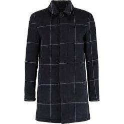 Only & Sons ONSSOPHUS Płaszcz wełniany /Płaszcz klasyczny dark navy. Niebieskie płaszcze wełniane męskie marki Only & Sons, l, klasyczne. W wyprzedaży za 407,20 zł.